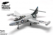 Grumman F9F-5 Panther, USN VF-153 Blue Tail Flies