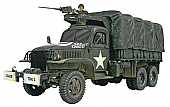 U.S. 2.5 Ton Cargo Truck Normandy, 1944