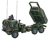 U.S. M142 Artillery Rocket System