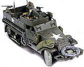 U.S. M3A1 Half track 