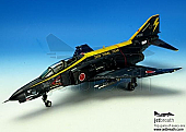 McDonnell Douglas F-4EJ Phantom II JASDF 8th Hikotai Black Panthers, Misawa AB, Japan, 2008