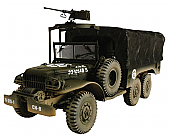U.S. 6x6 1.5 Ton Cargo Truck