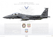 F-15E Strike Eagle 366th Fighter Wing