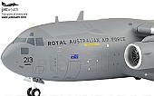 ROYAL AUSTRALIAN AIR FORCE BOEING C-17 A41-213