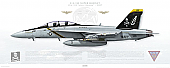 F/A-18F Super Hornet VFA-103 Jolly Rogers